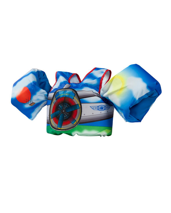 Paddle Pals Child's Swim Vest - Planes