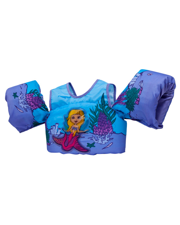Paddle Pals Child's Swim Vest - Under Water