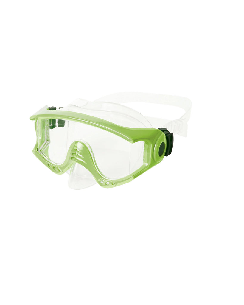 Halo Mask - Lime