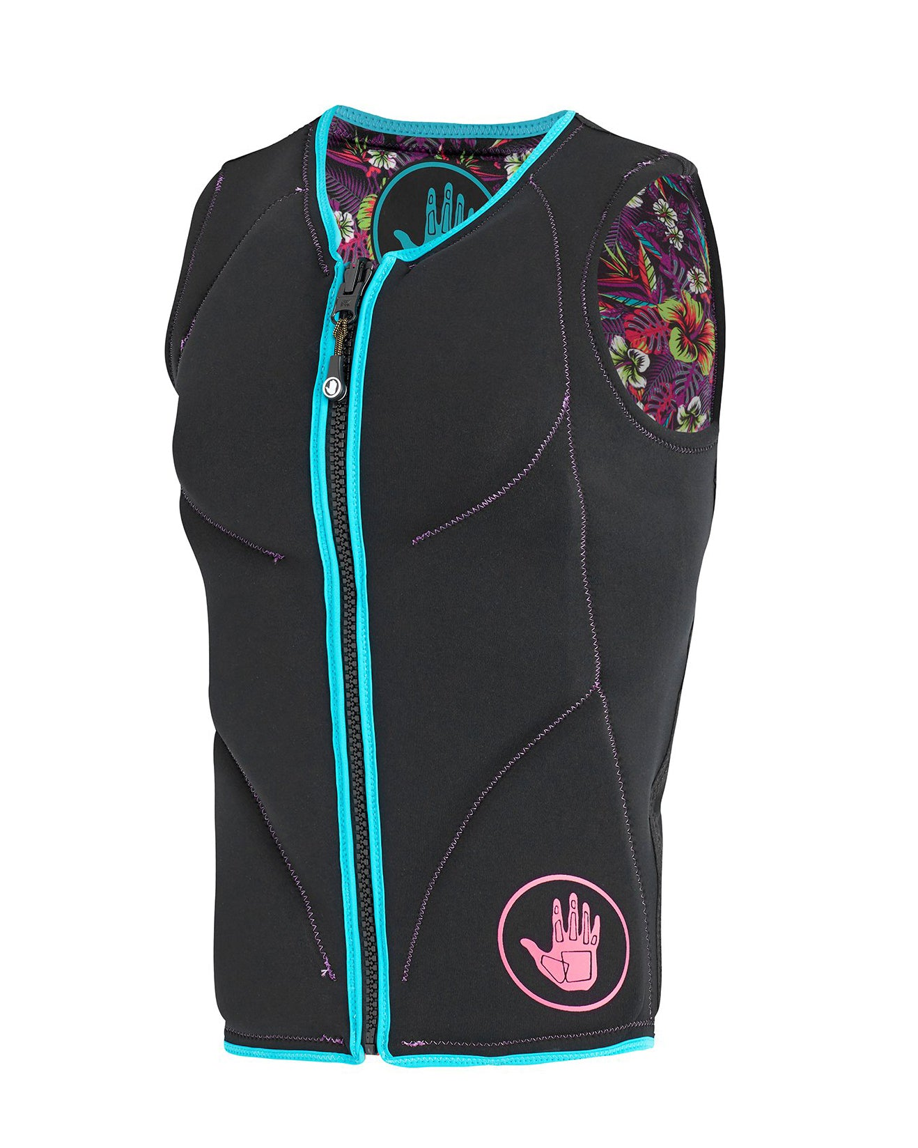 Women's Comp Vest - Black