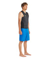 Men's Heritage Pullover 2/1mm Vest - Black
