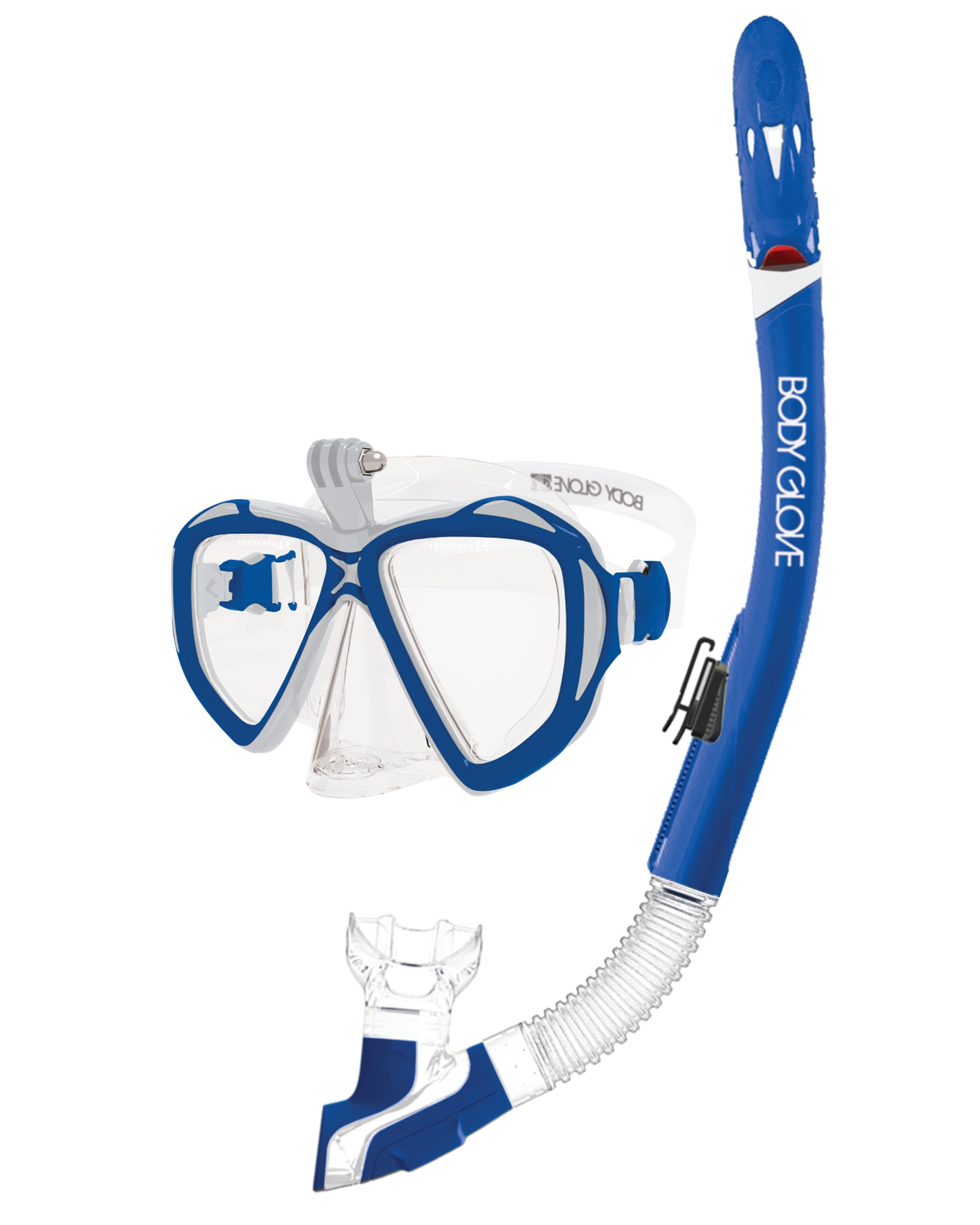 Passage Mask / Snorkel Combo - Blue
