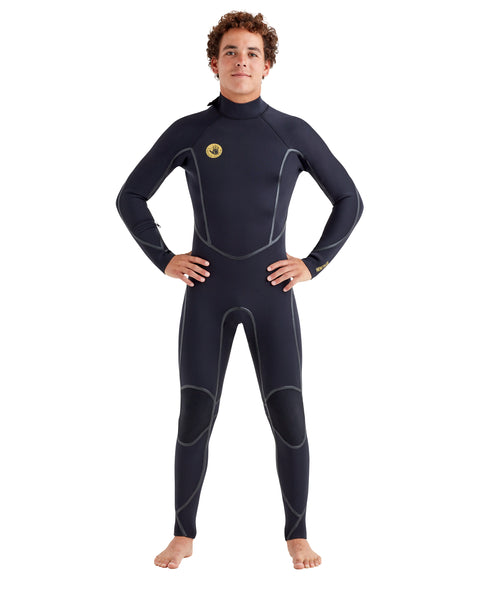 Heritage 3/2mm Back-Zip Men's Fullsuit