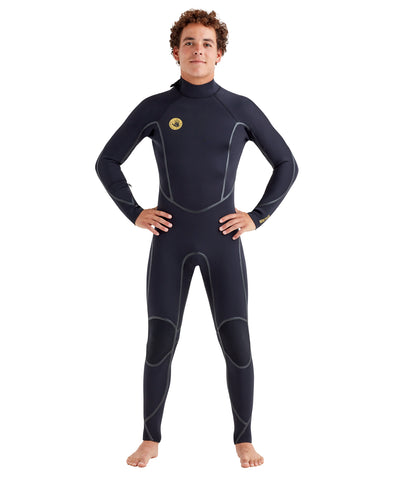 Heritage 4/3mm Back-Zip Men's Fullsuit