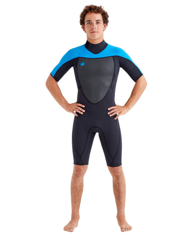 Phoenix 2mm Chest-Zip Men's Springsuit