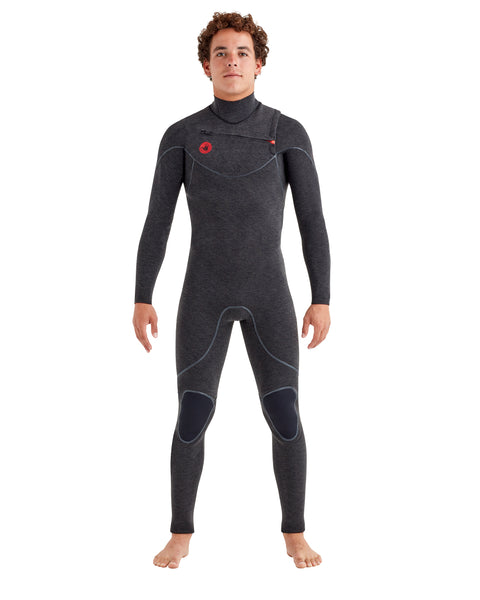 Red Cell 2/2mm Slant-Zip Men's Fullsuit