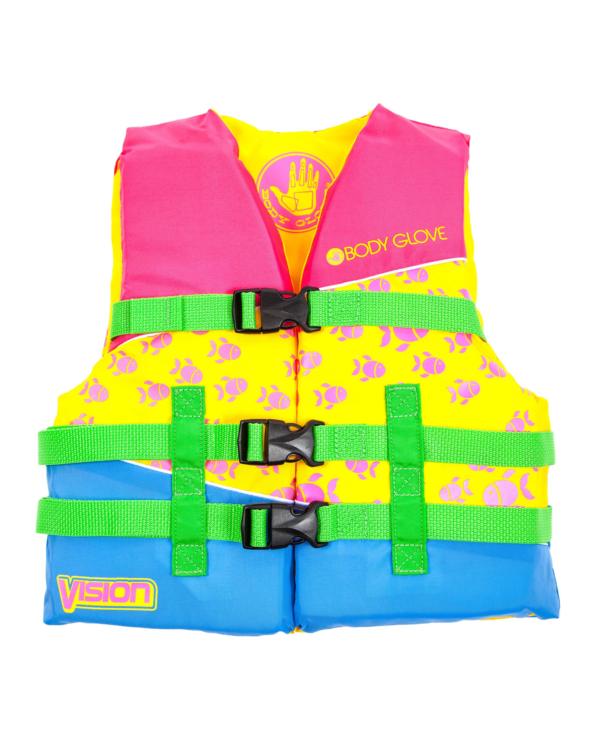 Vision Type III Youth Nylon USCGA PFD - Pink