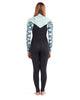 Stellar 3/2mm Women's Chest Zip Fullsuit - Tribal