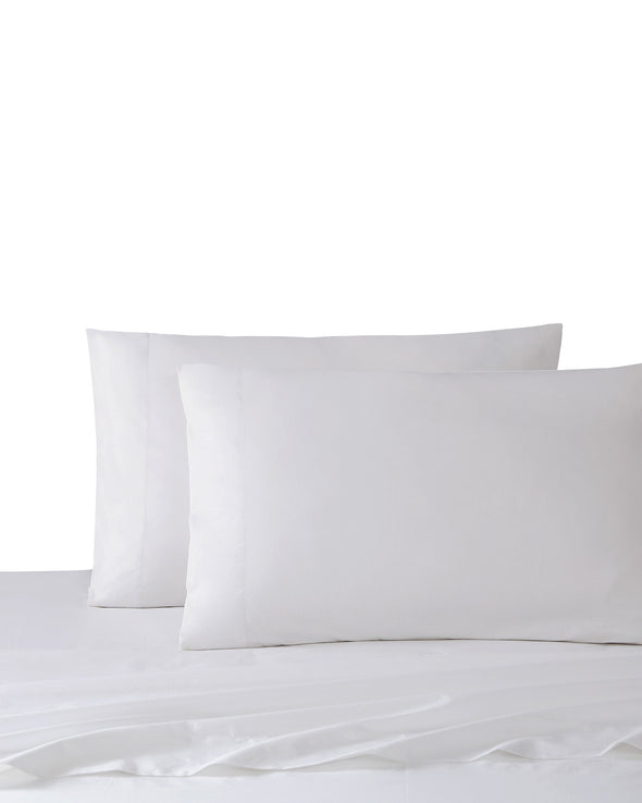 Solid Sheet Set - White