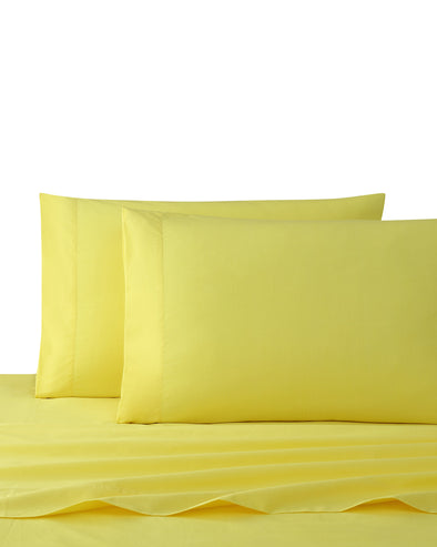 Solid Sheet Set - Yellow