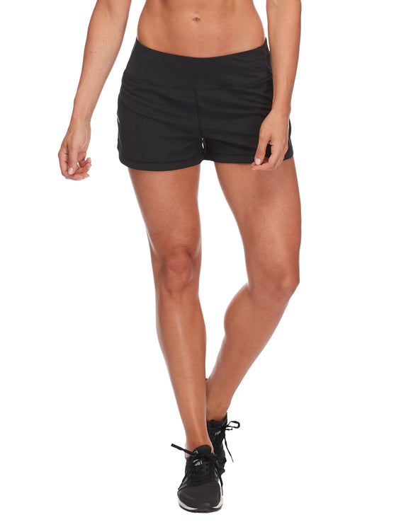 Buck Up Loose-Fit Short - Black