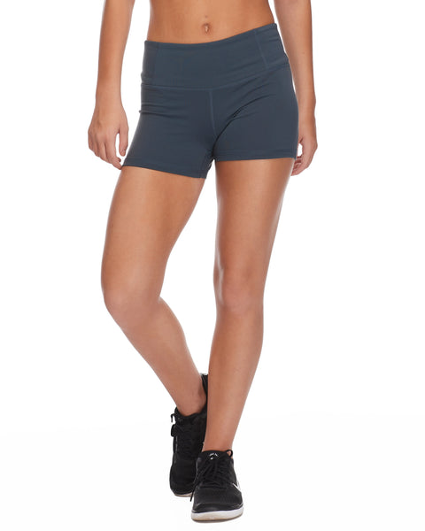 Get Shorty Performance Shorts - Charcoal