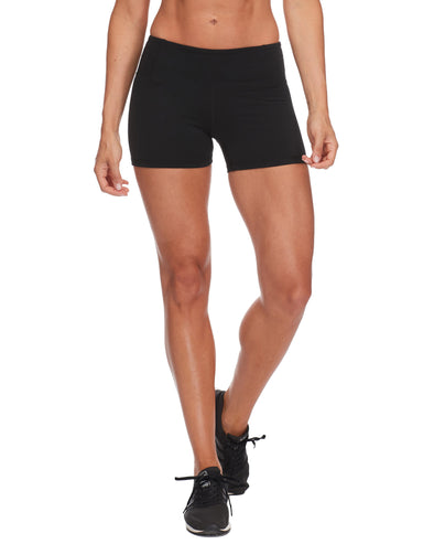 Get Shorty Performance Shorts - Black