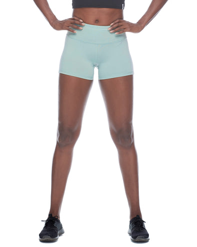 Get Shorty Performance Shorts - Pale Pine