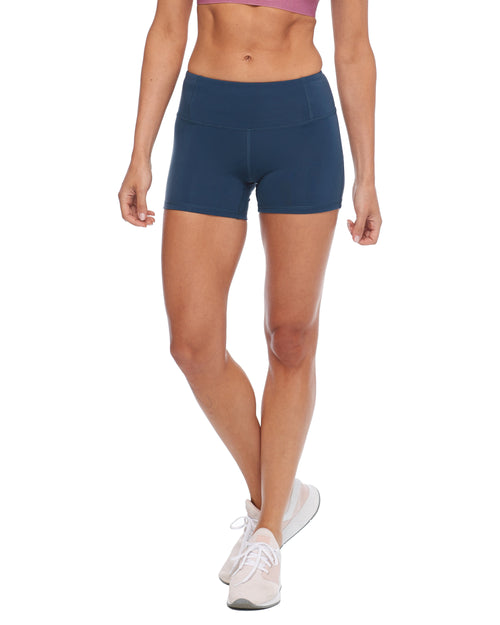 Get Shorty Performance Shorts - Full Moon