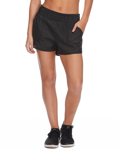 Bianca Loose-Fit Short - Black