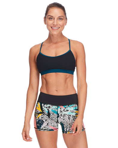 Melody Sports Bra - Black
