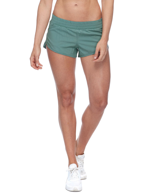 Body Glove Womens Terra Loose Fit Activewear Short