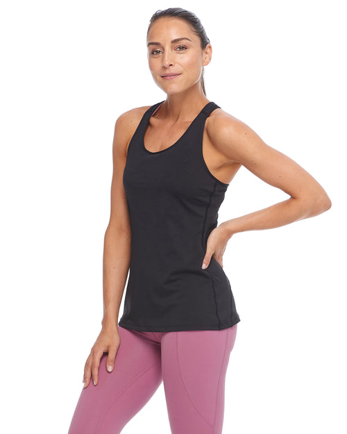 Meltemi 2 Racerback Tank Top - Black