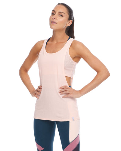 Brizo Relaxed-Fit Tank Top - Seashell