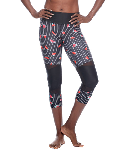Essence Cobra Cross-Over Capri - Black