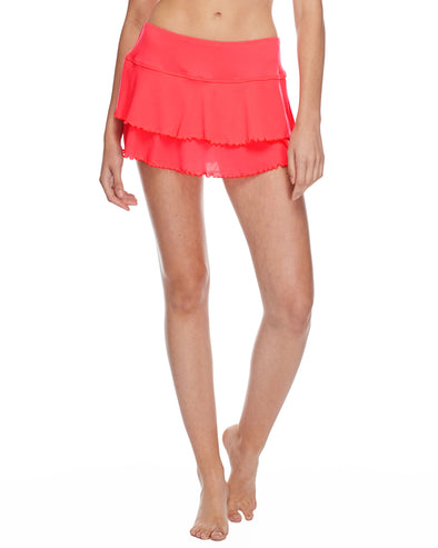 Smoothies Lambada Skirt Cover Up - Diva