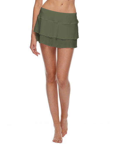 Smoothies Lambada Skirt Cover Up - Cactus