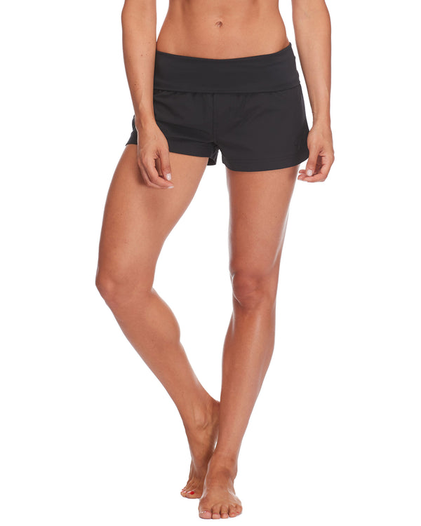 1b56f3ce2f Seaside Vapor Short - Black