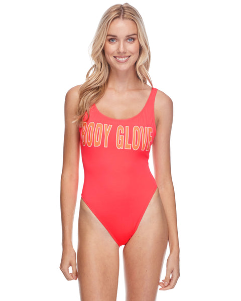 Smoothies The Look One-Piece Swimsuit - Diva