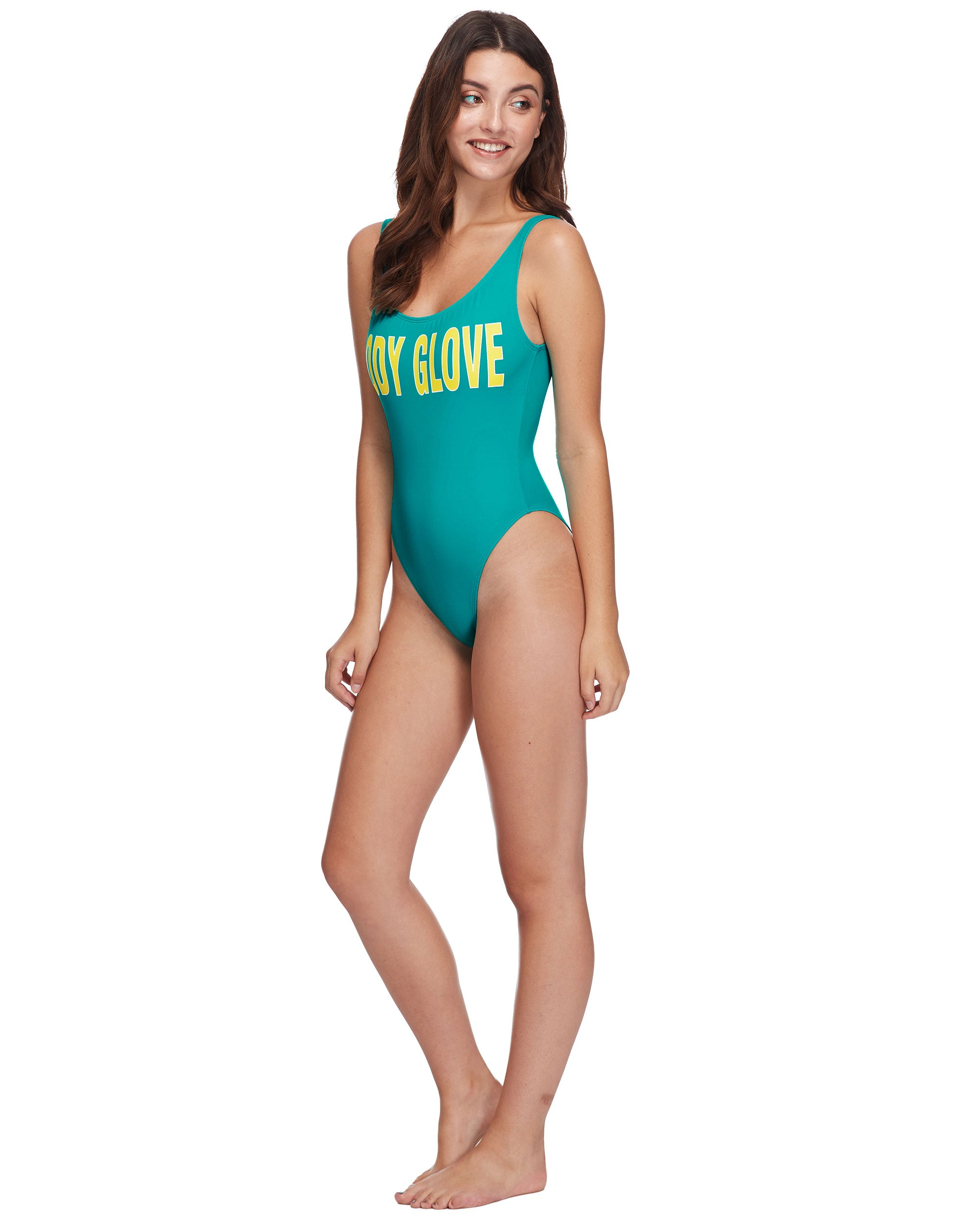 69be185737 Smoothies The Look One-Piece Swimsuit - Peacock – Body Glove
