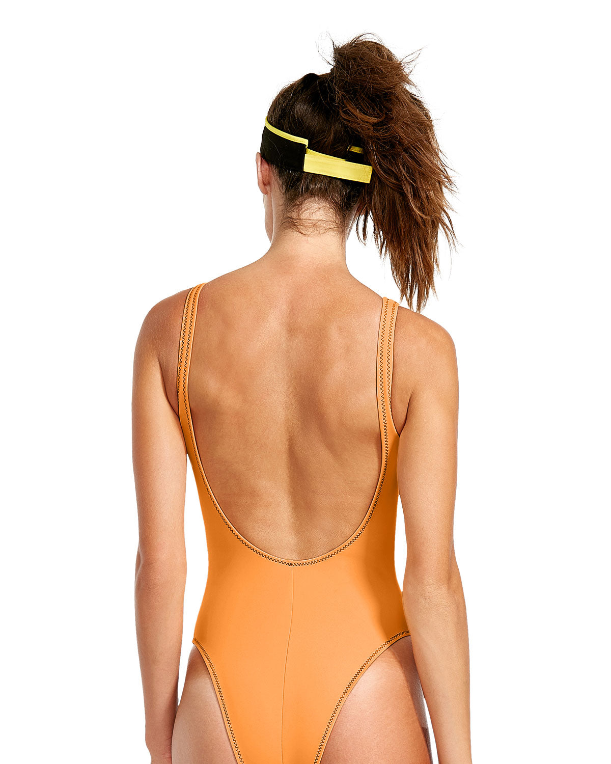 42eb88adb4364 80s Throwback Time After Time One-Piece Swimsuit - Mango – Body Glove