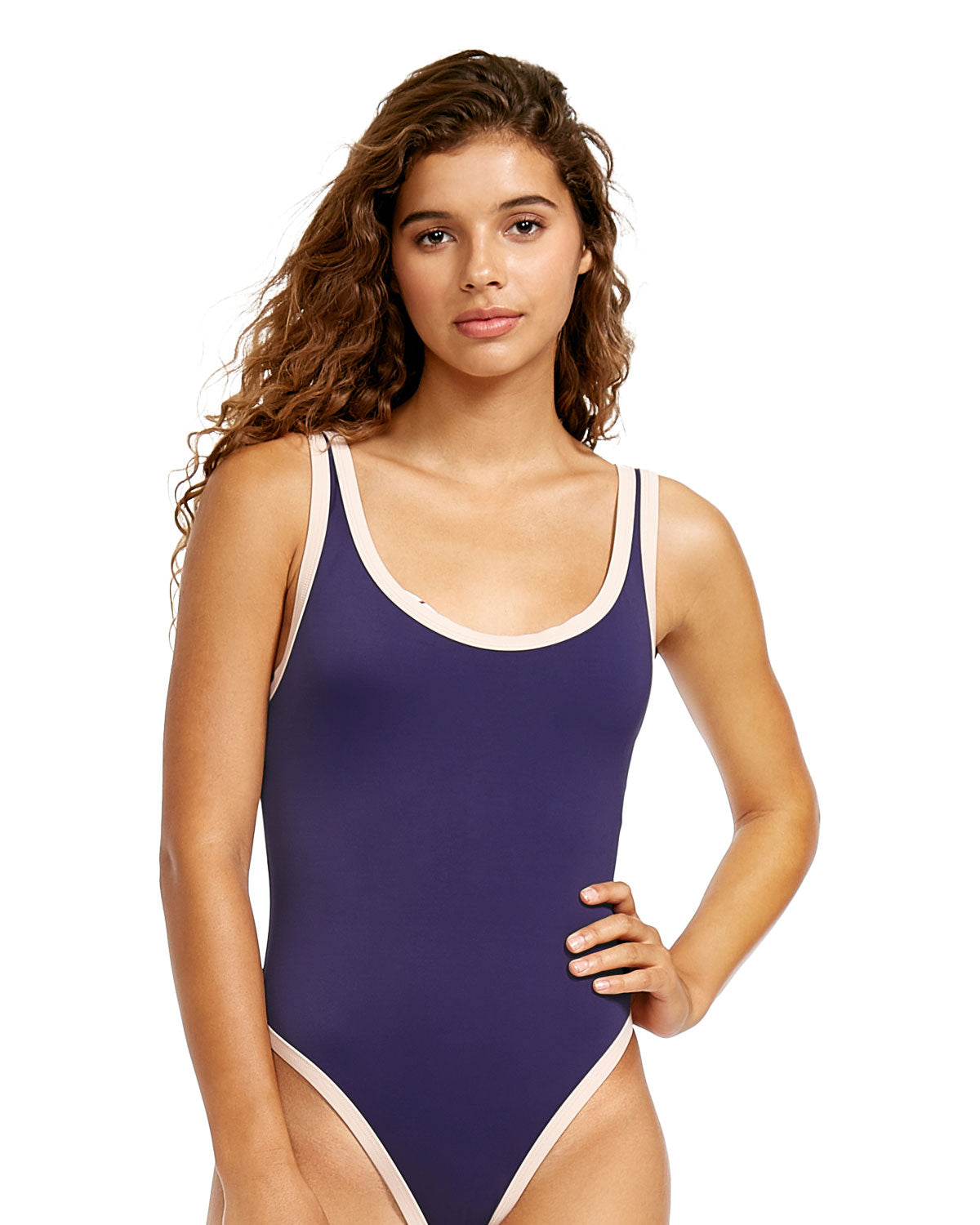 Seaway Rocky One-Piece - Midnight