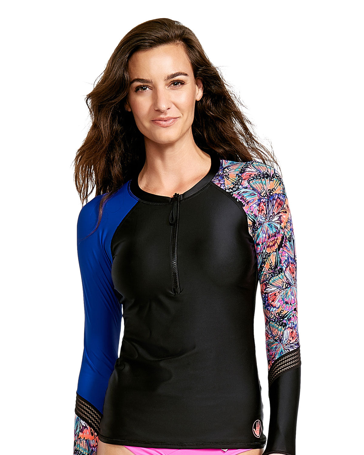 Fly Sleek Rash Guard - Multi