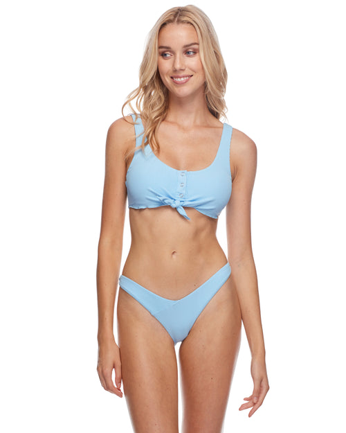 Ibiza Kate Swim Top - Angel