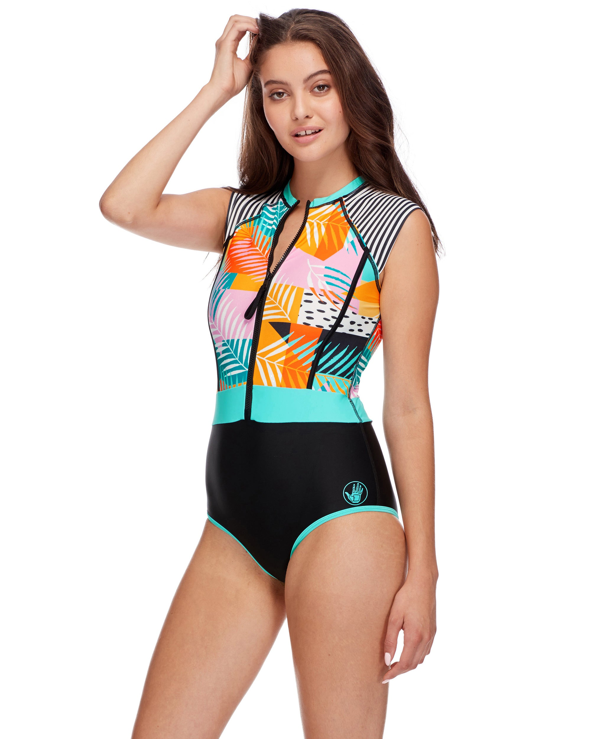 Five Stand Up Paddle Suit - Multi