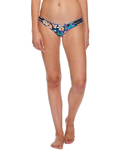 Summer Time Surf Rider Swim Bottom - Multi