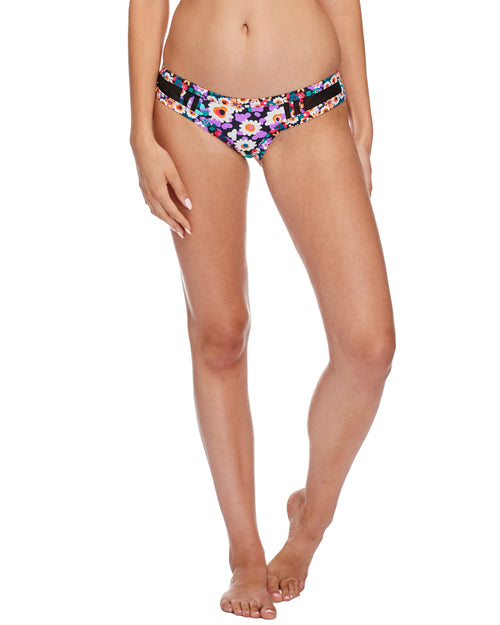 Summer Time Audrey Swim Bottom - Multi