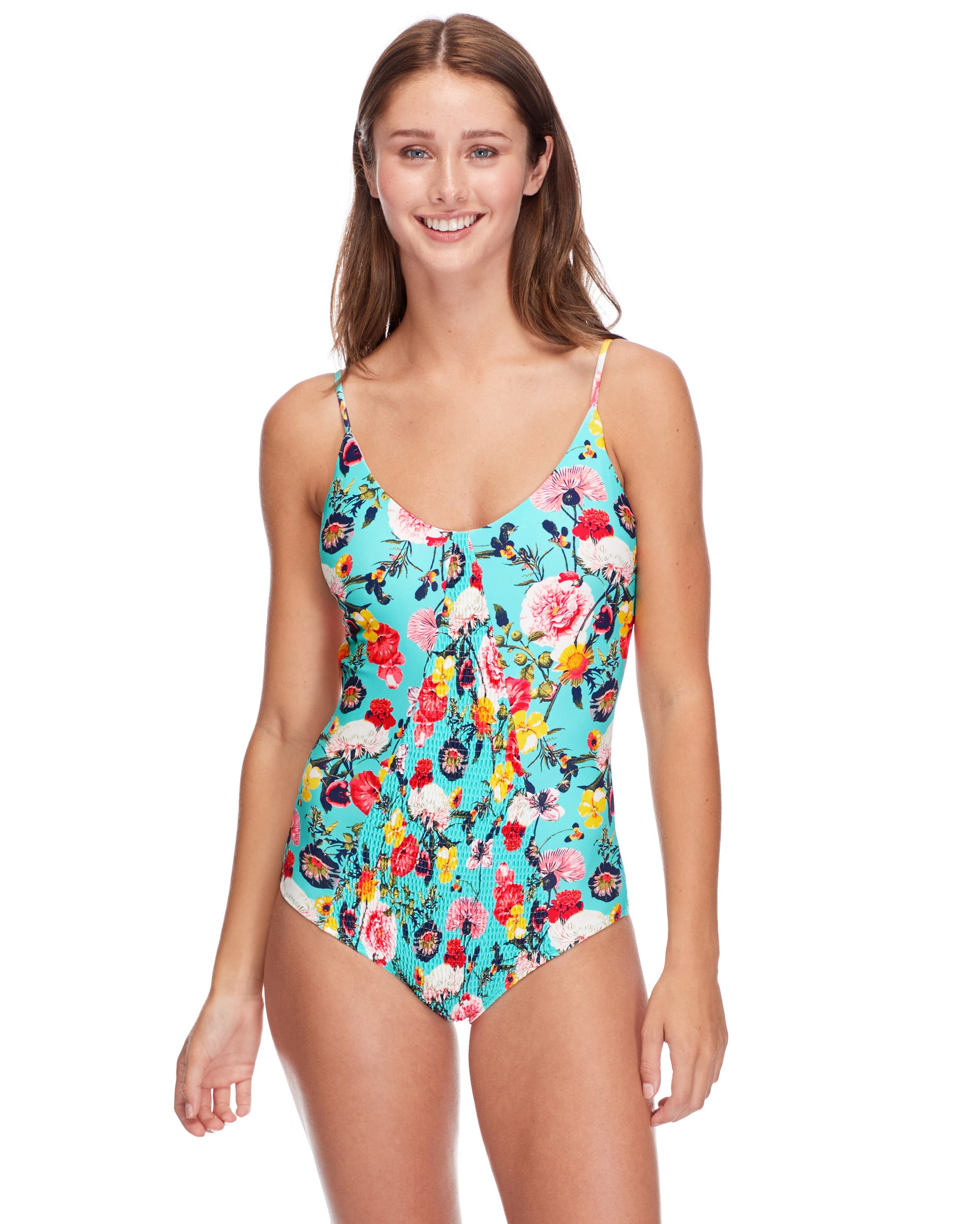Bitola Noa One-Piece Swim Suit - Sea Mist