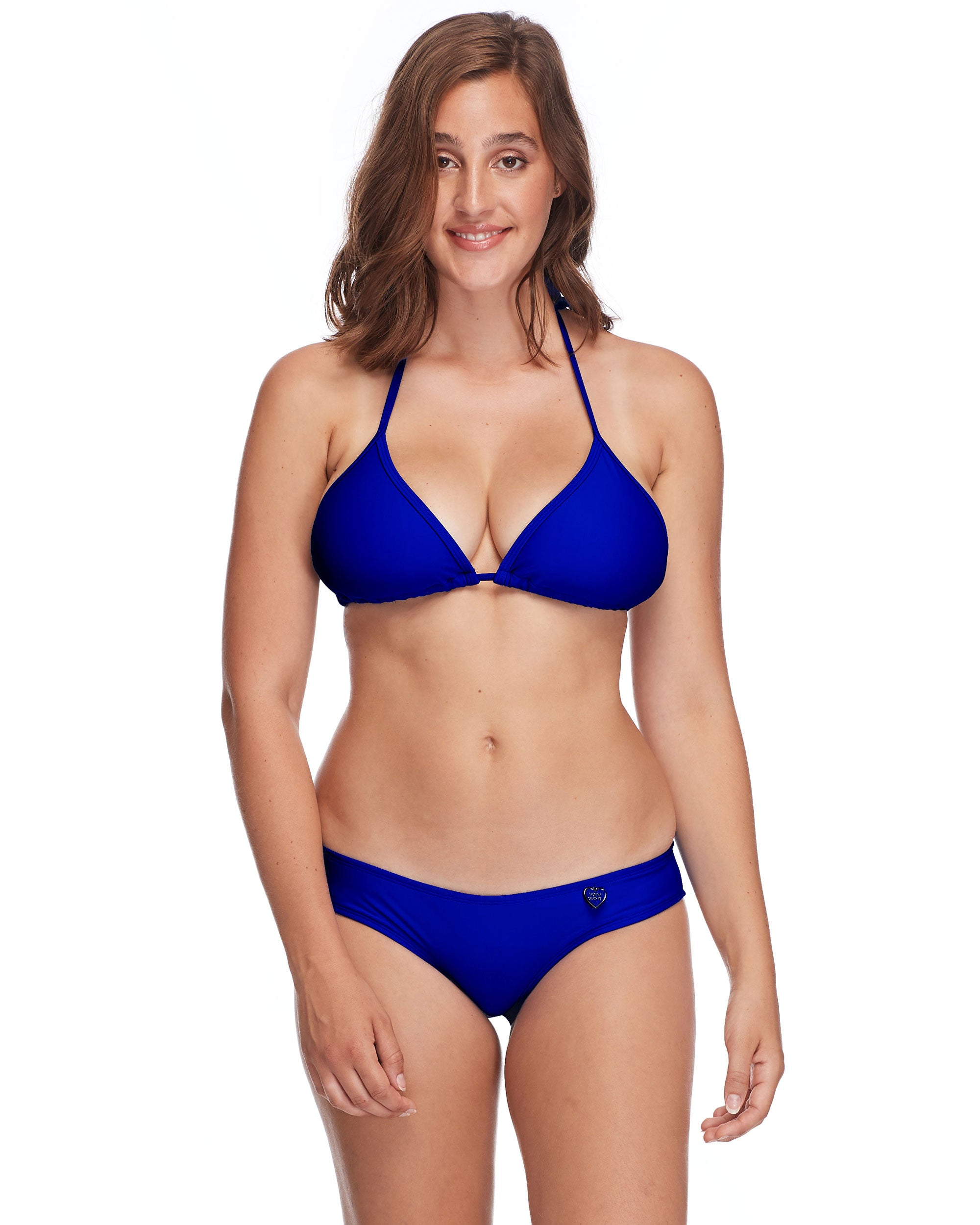 Smoothies Dita D-Cup Bikini Top - Abyss