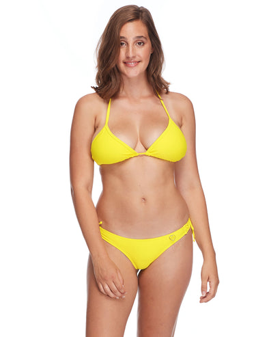 Smoothies Dita D-Cup Bikini Top - Citrus