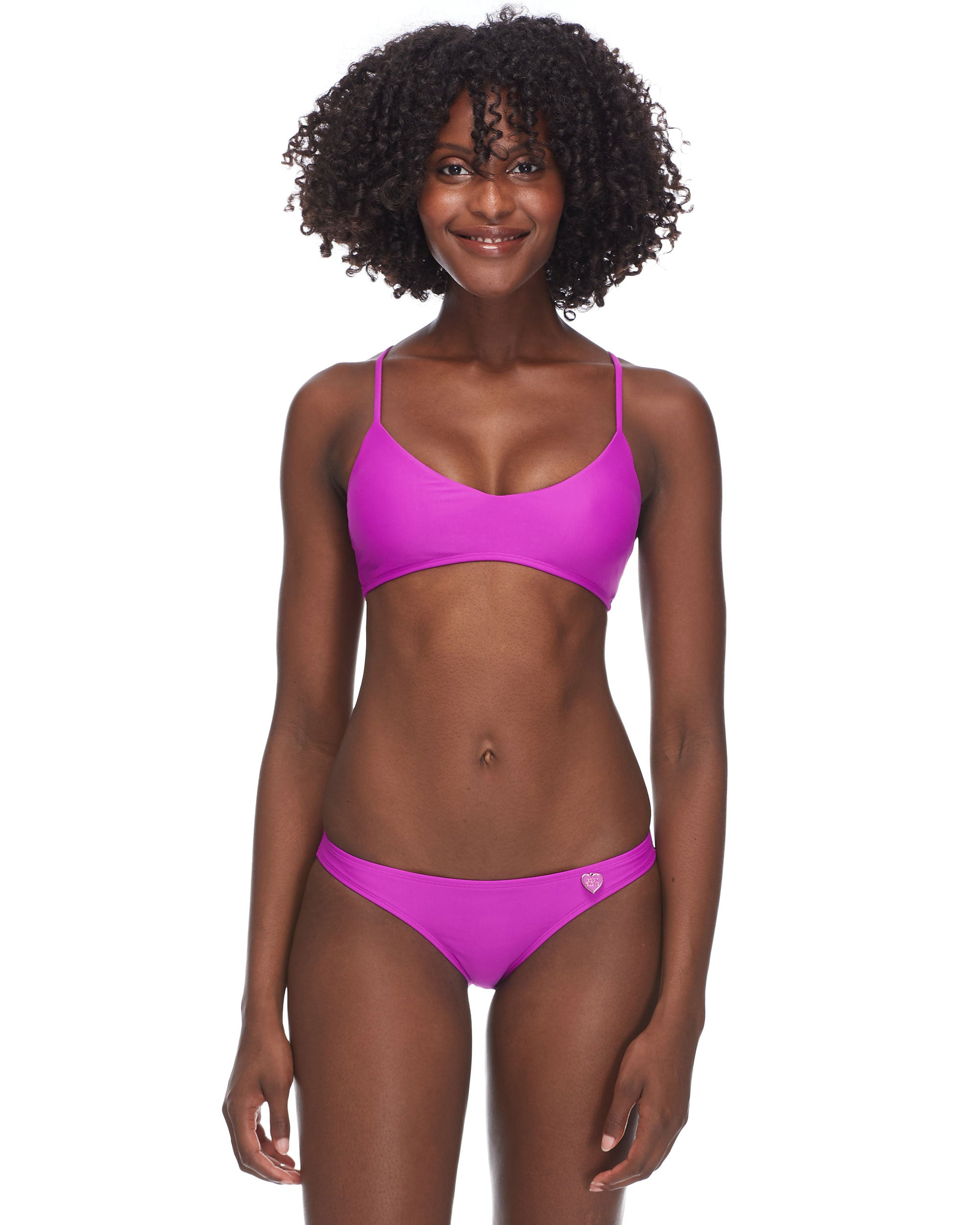 Smoothies Alani Swim Top - Magnolia