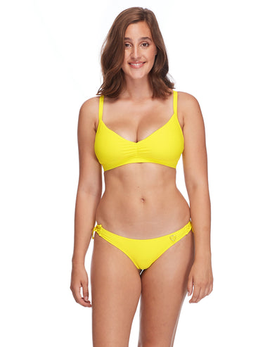Smoothies Drew D-F Cup Swim Top - Citrus
