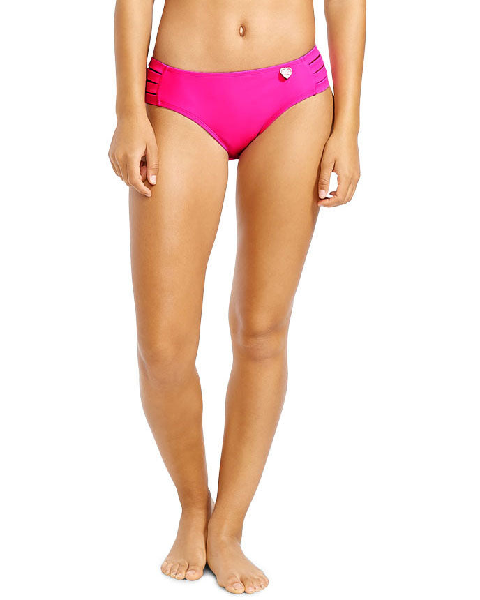 Smoothies Nuevo Contempo Swim Bottom - Flamingo Pink