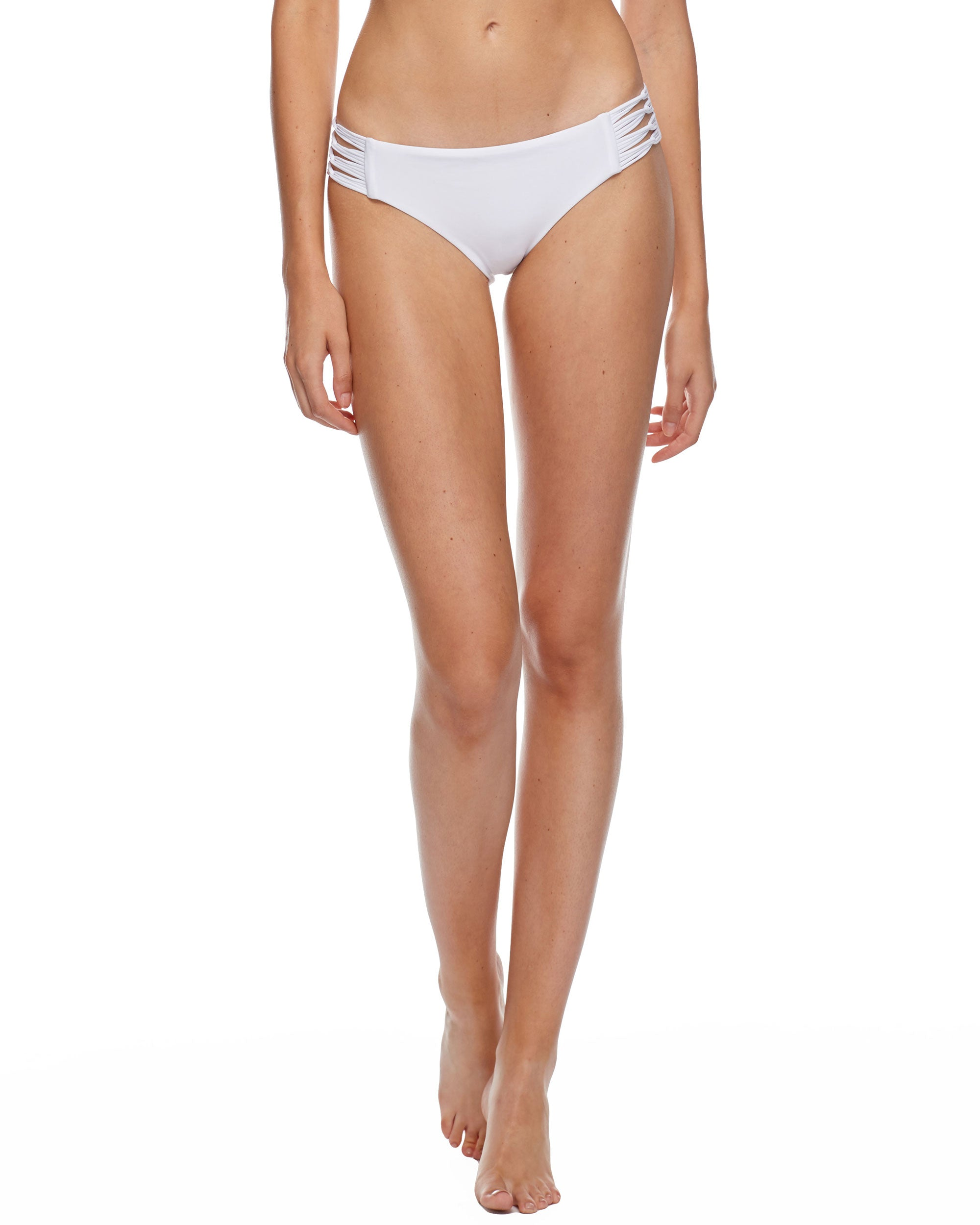 Smoothies Ruby Swim Bottom - Snow