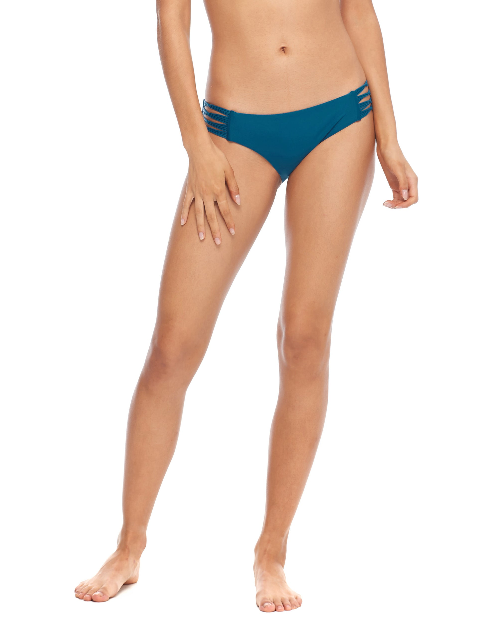 Smoothies Ruby Swim Bottom - Prussian