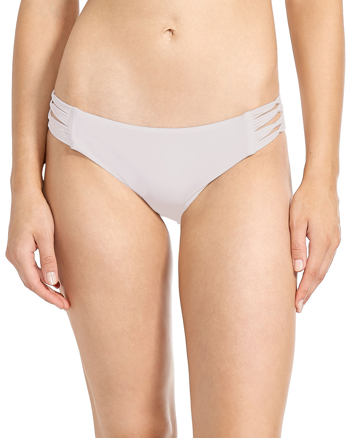 Smoothies Ruby Swim Bottom - White