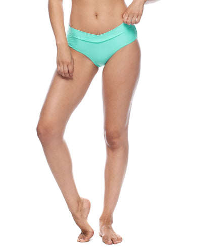Smoothies Nuevo Retro Bikini Bottom - Sea Mist