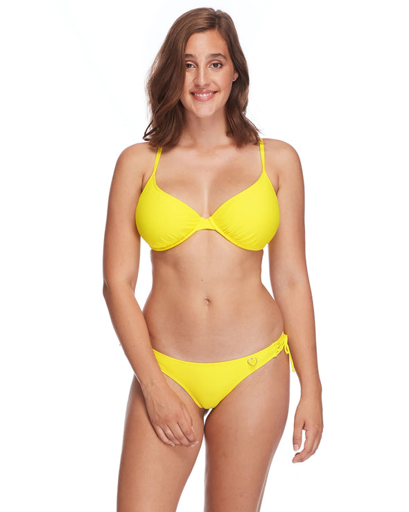 Smoothies Solo D-F Cup Bikini Top - Citrus
