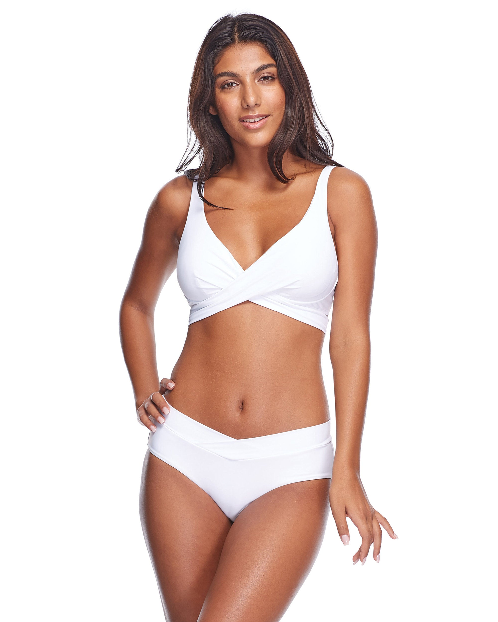 Smoothies Orla Bikini Top - Snow