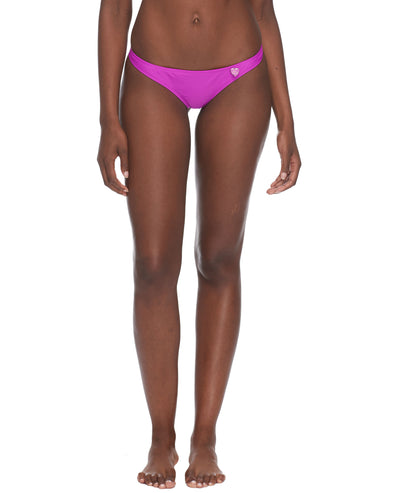 Smoothies Thong Swim Bottom - Magnolia